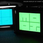 The Kisai Stencil LCD Display