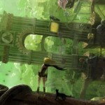 Vita Gravity Rush Wallpaper
