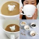 Whimsical Hidden Animal Teacups