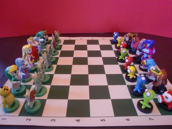 Zelda-Chess