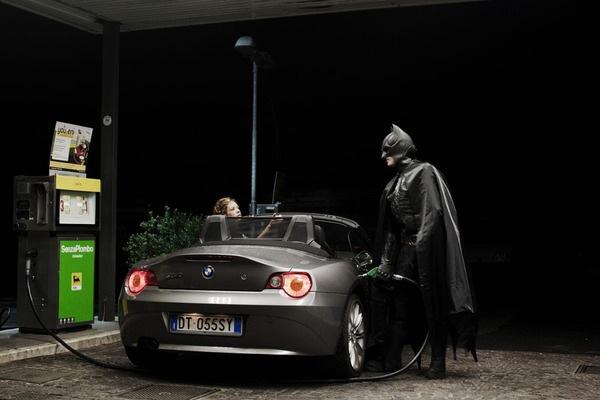batman in real life