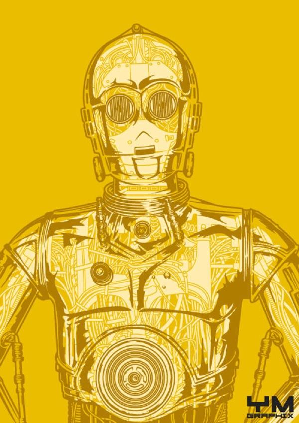c3po android anatomy