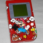 gameboy paint job mario