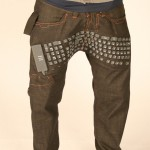 geeky jeans with keyboard