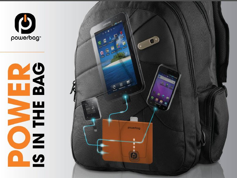 The Product Line Consists Of Several Bag Types That Are Prewired For Your Favorite Gadgets Ipad And Other Tablets
