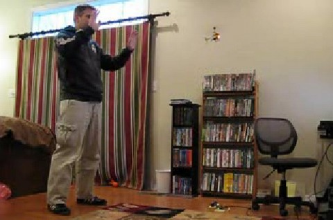 rc helicopter kinect