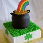 st patricks cake 2