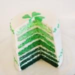 st patricks cake 6
