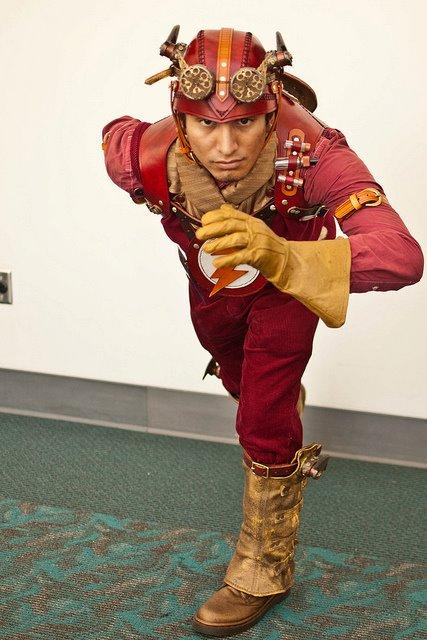 steampunk-flash-cosplay