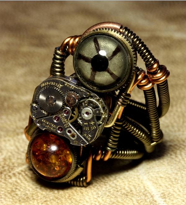 steampunk ring gears