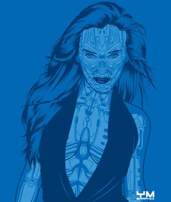 terminatrix android anatomy