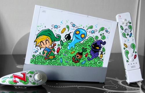 Legend-Of-Zelda-Art