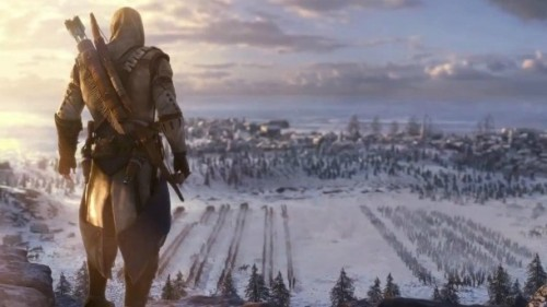 Assassins Creed 3 Announcement Trailer Image