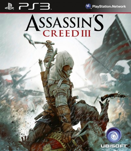 Game Informer Assassin's Creed 3 Cover Image