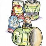 Avengers Babushka