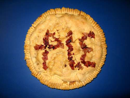 Backwards-pi-pie