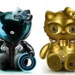 C3PO Tron Hello Kitty