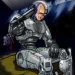 Depressed RoboCop