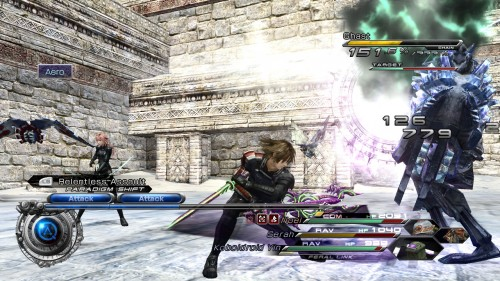 Final Fantasy XIII 2 Mass Effect 3 Armor Image 2