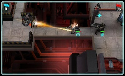Ghost Recon Shadow Wars 3DS Image 1