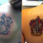 Gryffindor Tattoo