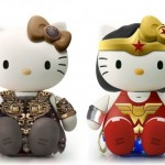 Hello Kitty Wonder Woman Xena