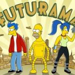 Homer Futurama