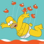 Homer Twitter