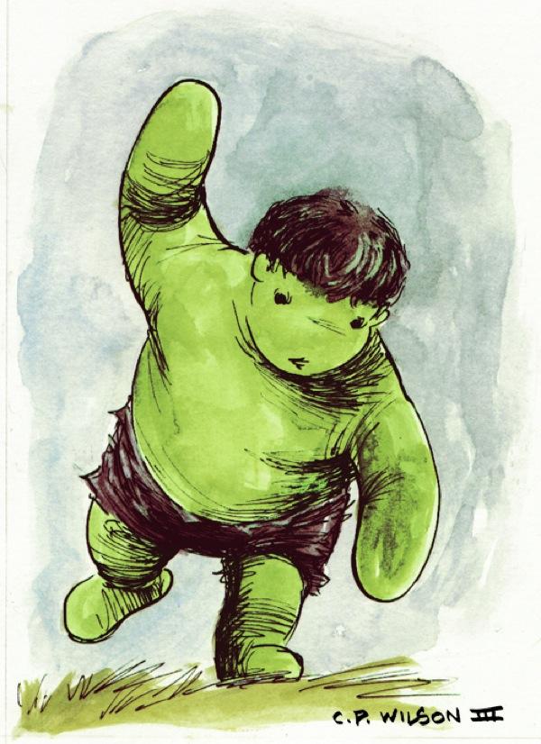 Hundred-Acre-Wood-Avengers-Hulk