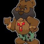 Iconic-Care-Bear-Mr-T