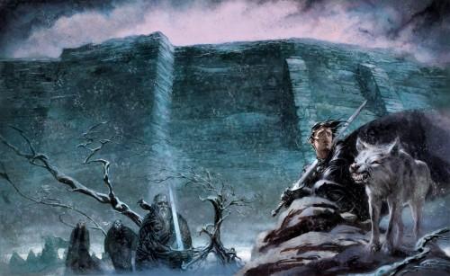 Juego de tronos - El muro