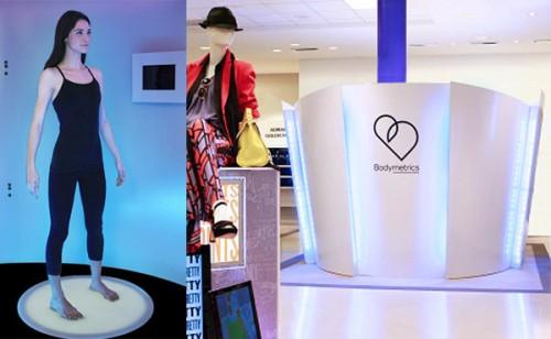 Kinect Bodymetrics Image