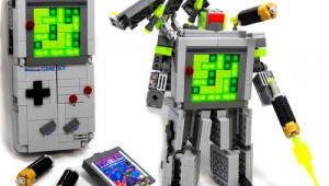 LEGO Game Boy Tetris Image 1