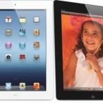 New Apple iPad White Black Image