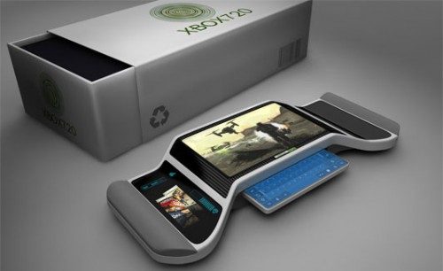 Next Xbox Mock Console Image