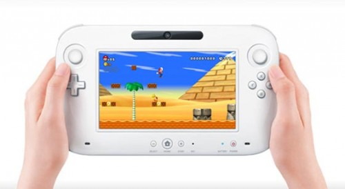 Nintendo Wii U Image