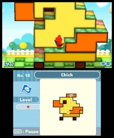 Pushmo eShop 3DS Image 1