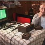 Ralph Baer Inventor Portrait Image