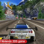 Ridge Racer 3D 3DS Image 1