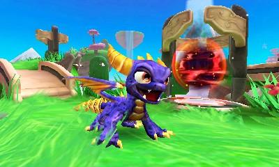 Skylanders Spyro's Adventure 3DS Image 1