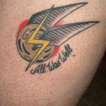 Snitch Tattoo