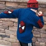 Spiderman Winter