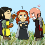 Stannis Renly Catelyn