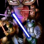 Teenage Mutant Jedi Turtles