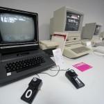 Private museum of Apple IT equipment