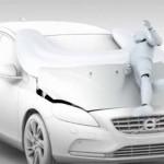 Volvo Pedestrian Airbag 1
