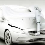 Volvo Pedestrian Airbag 2