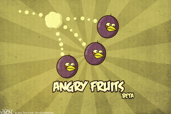 Angry Grapes