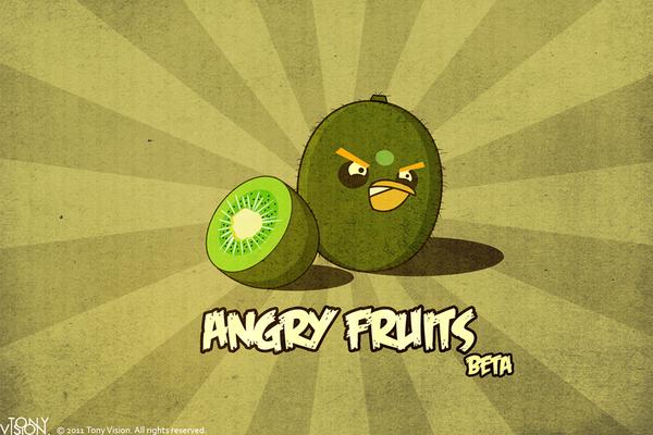 Angry Kiwi