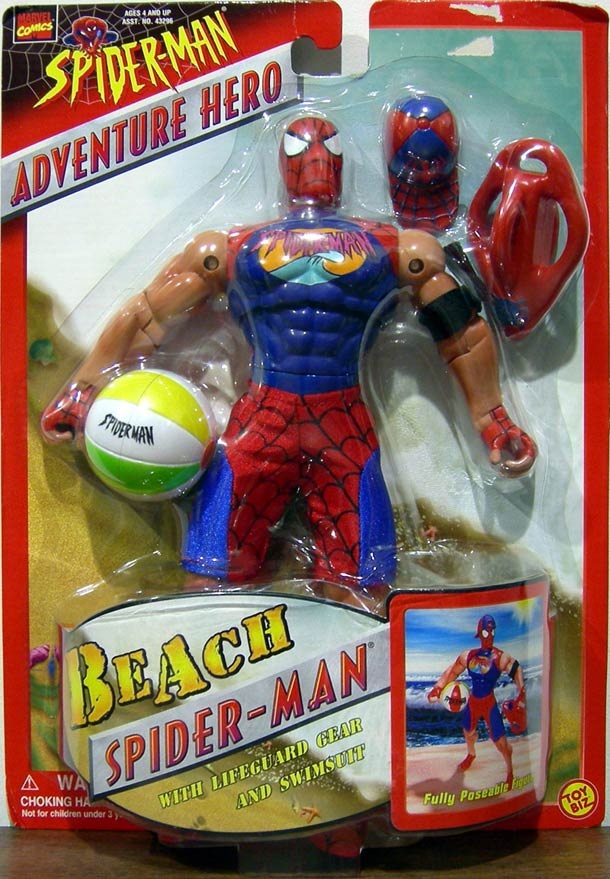 beach-spiderman